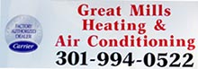 Southern Calvert heating Air